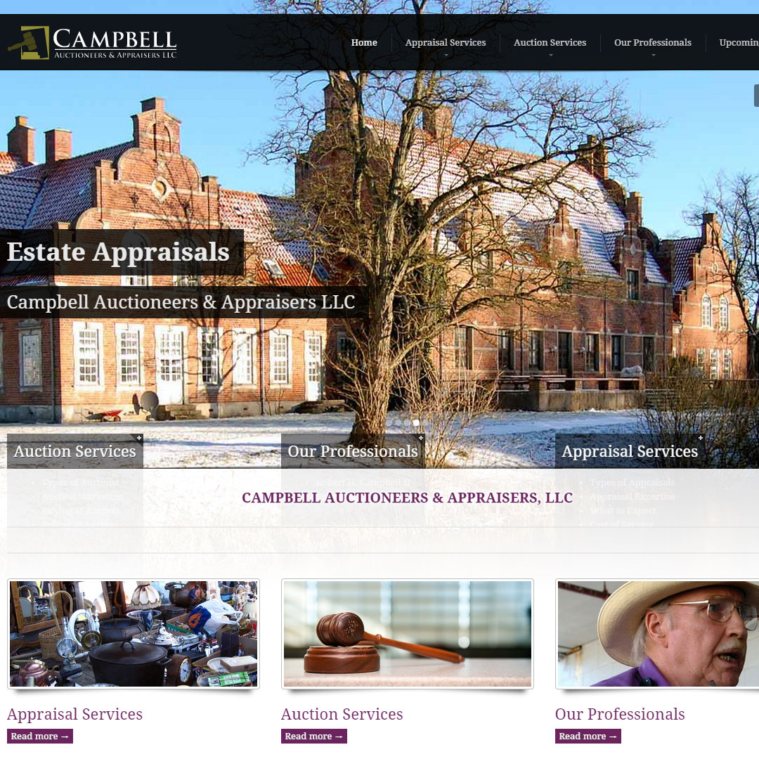 Campbell Auctioneers & Appraisers
