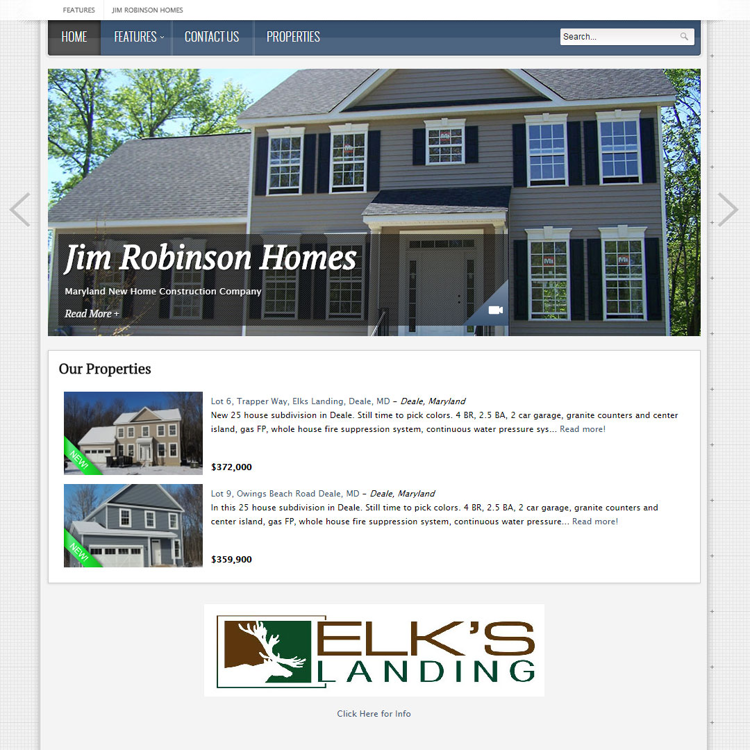 Jim Robinson Homes